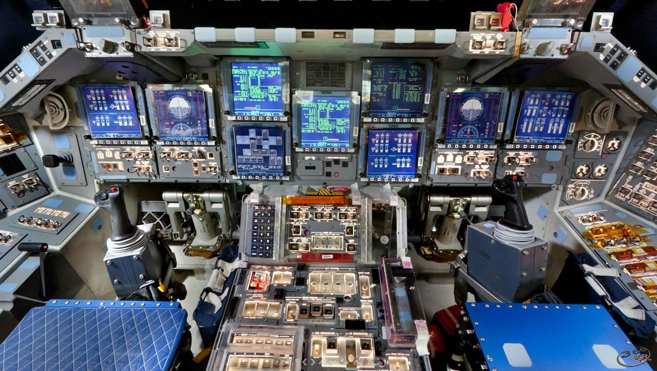 space shuttle launch cockpit view hd - photo #23
