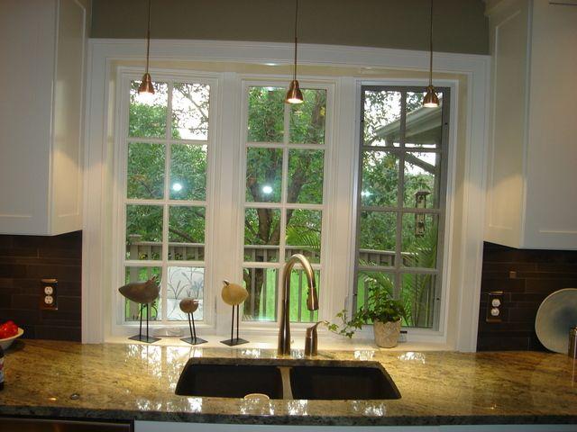 Counter height windows | Home decor, Windows, Decor