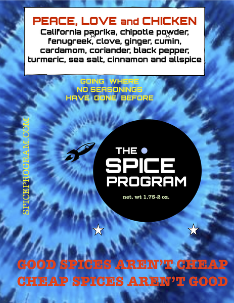 12 Months of Seasonings...a new, small-batch artisan blend sent to you each and every month! The Spice Program will make your life a little easier, way healthier, and a whole lot tastier. www.SpiceProgram.com