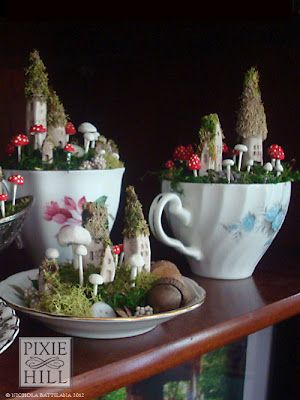 pixie hill!!! #diy #deko #decoration #trend #tutorial #anleitung,