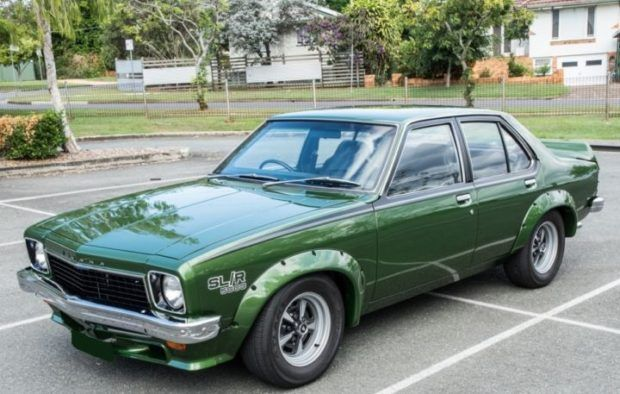 One of 263: 1974 Holden Torana SL/R 5000 L34 in New England