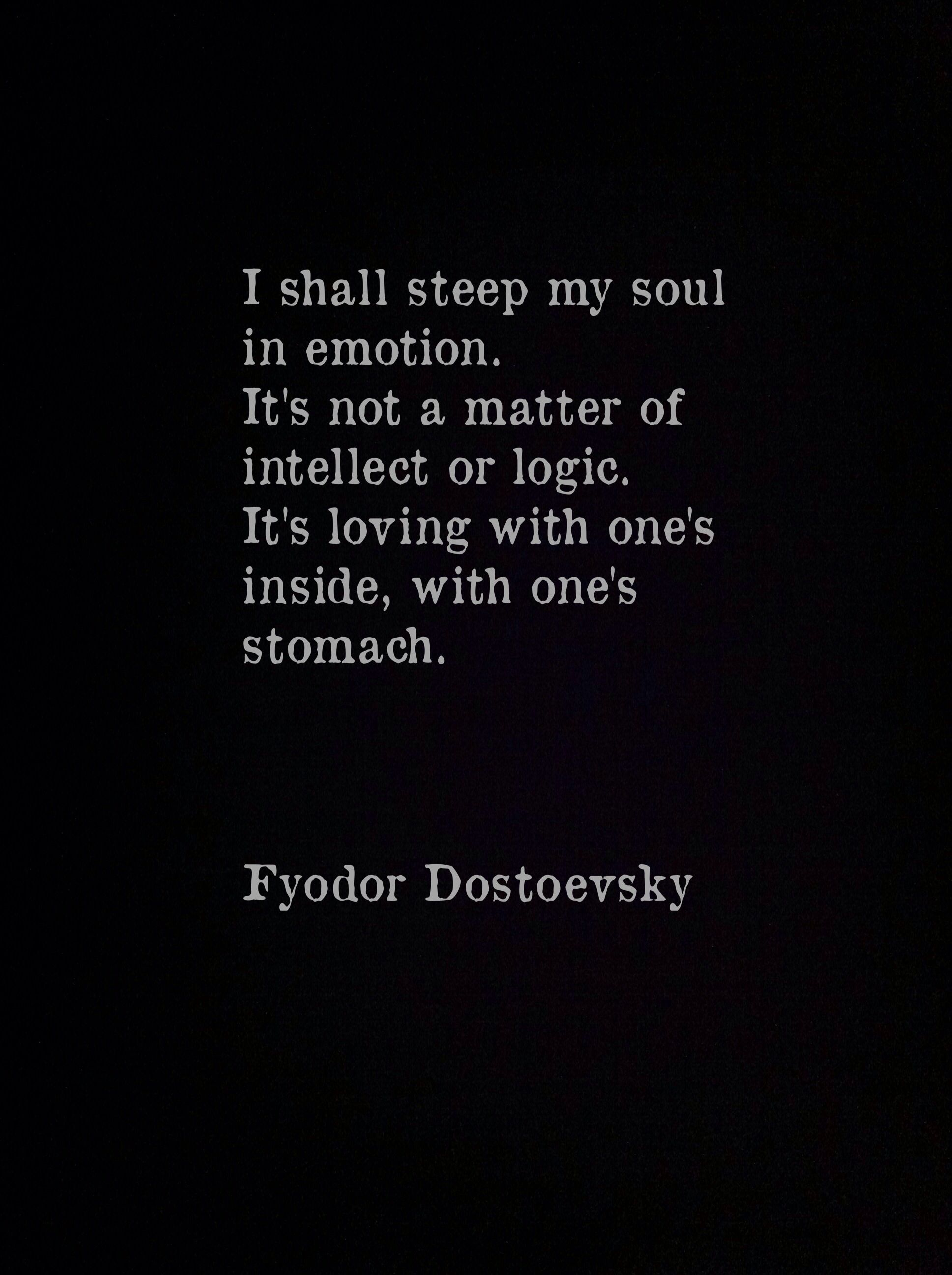 23brilliantly insightful quotes from Dostoyevsky which will free your mind