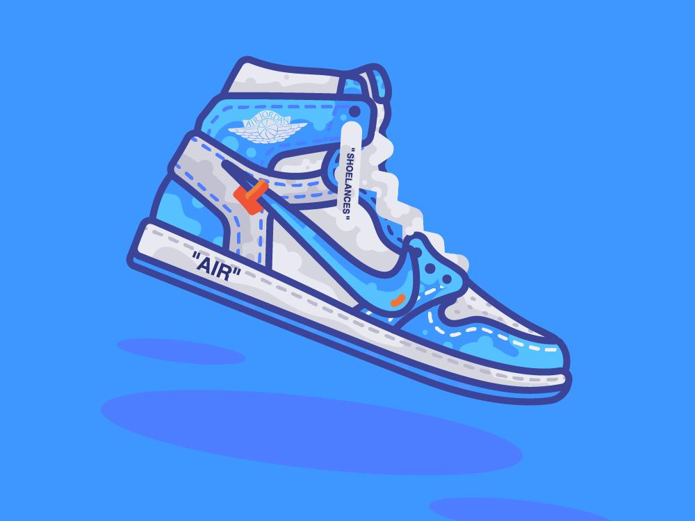 Air Jordan 1 X Off White Nrg Gs Off White White Aq8296 100 In 2021 Air Jordans Hype Shoes White Nike Shoes