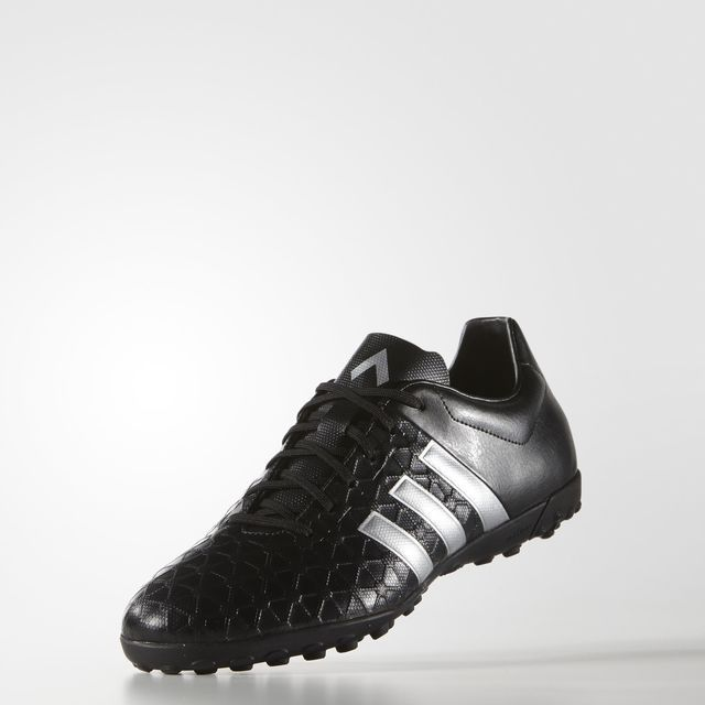 purchase cheap 86d78 3bde3 adidas ACE15.4 Turf Shoes - Black   adidas UK