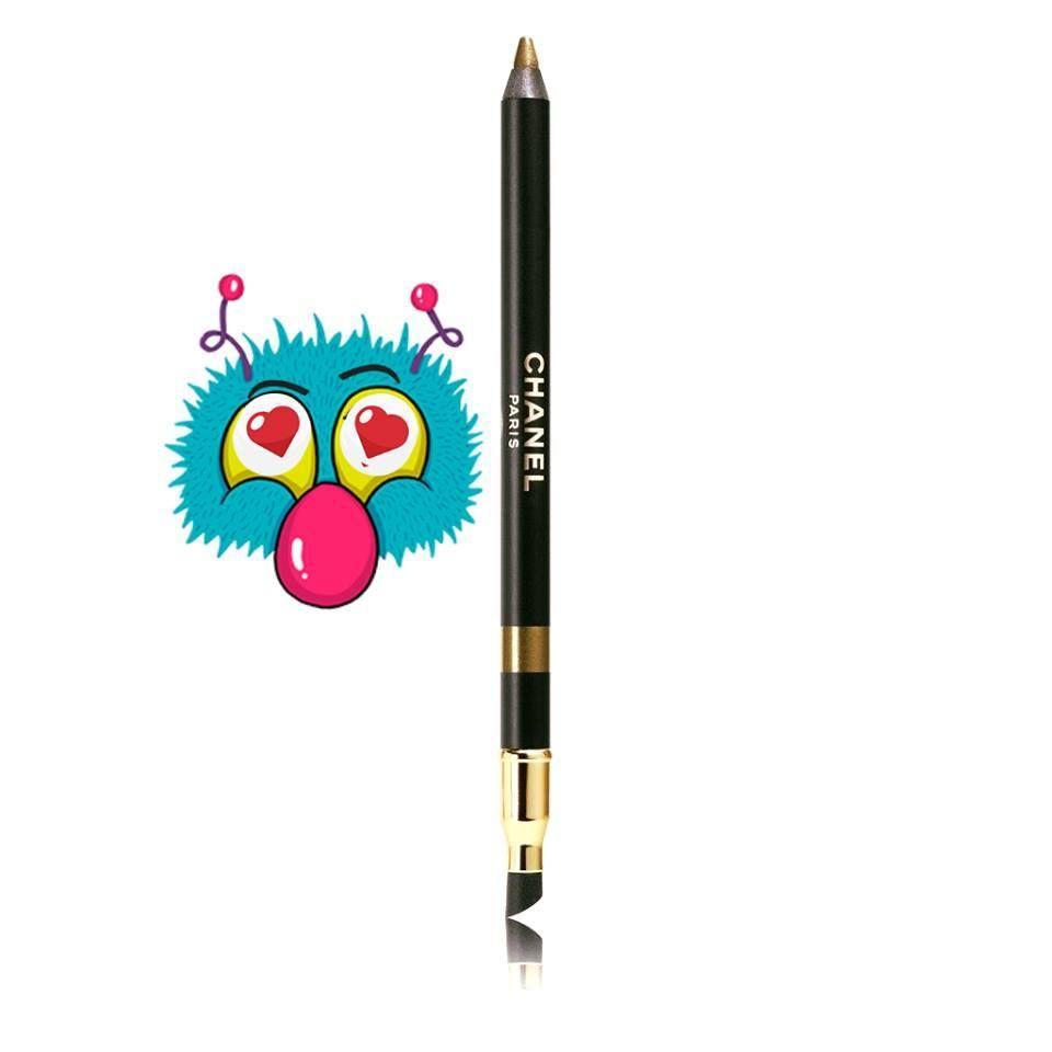 CHANEL EYE BROW PENCIL BISTRE (BROWN CENDRE) Eye Makeup