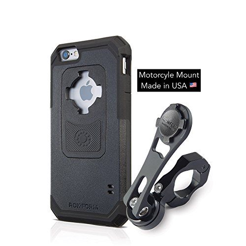 Cycling Gps Units Rokform Iphone 66s Motorcycle Phone Mount For