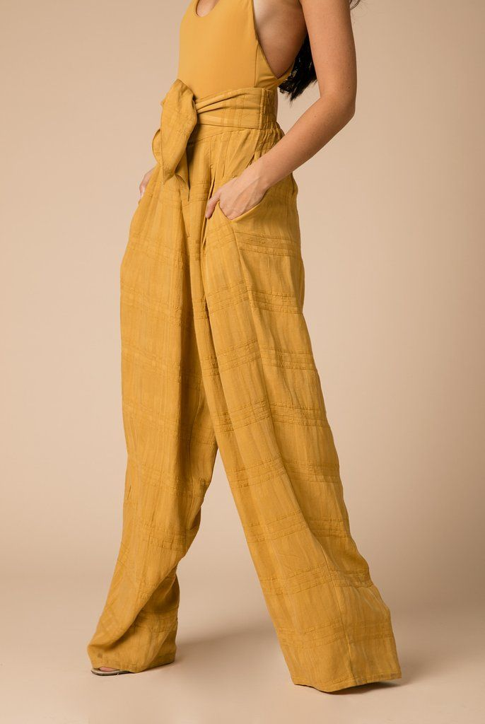 09bbe572 $190 Philo Pant - Mango - The Line by K | Don't Cop My Style | Pants ...