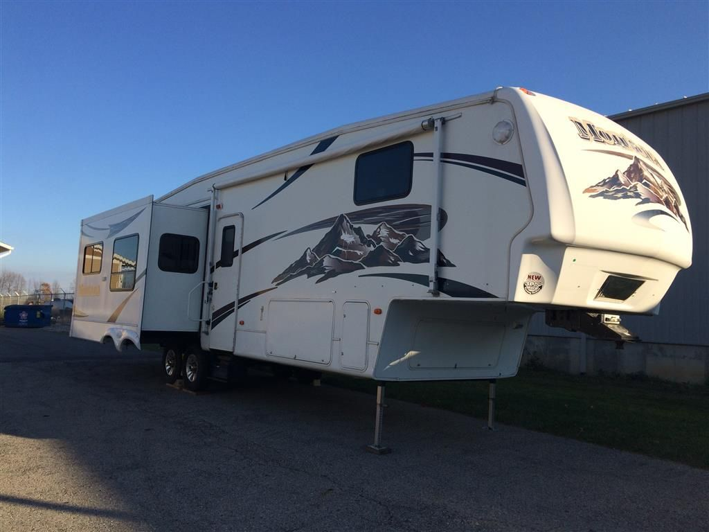 M37auction 2007 montana 3400 rl fifth wheel rv trailer 2007 montana 3400 rl fifth wheel rv trailer loaded and clean 4 slide outs excellent condition sciox Gallery