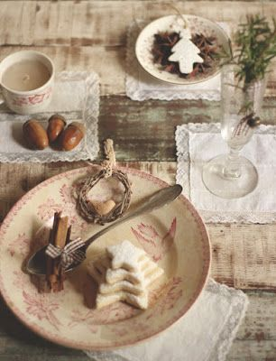 North Pole Christmas ✶ table ✶ decor home✶ cottage ✶ natural ✶ branches