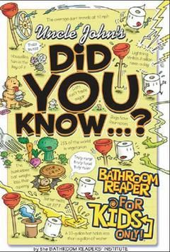 Buy Uncle John's Did You Know? Bathroom Reader For Kids ...