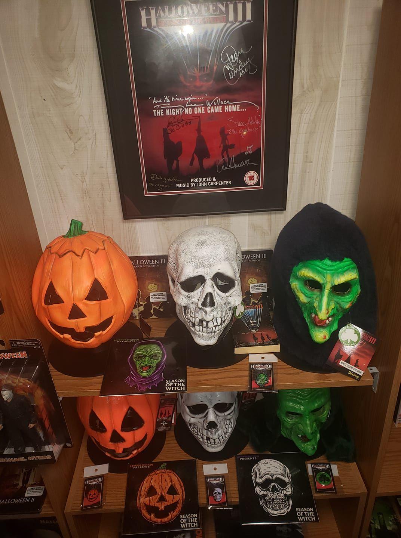 Pin by David Starnes on Halloween III Season of the Witch