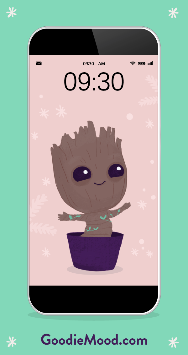 Cliquez Sur L Image Pour Telecharger Gratuitement Votre Fond D Ecran Baby Groot Pour Iphone Ainsi Que Le Calendrier Pour Ord Fond Ecran Gratuit Fond Ecran Et Iphone