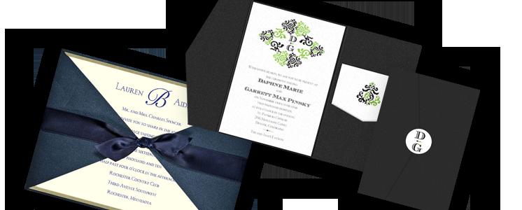 high end wedding invitations box high end wedding invitations and