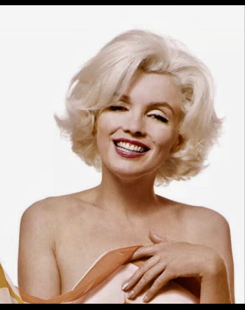 Pin on Marilyn + Butch