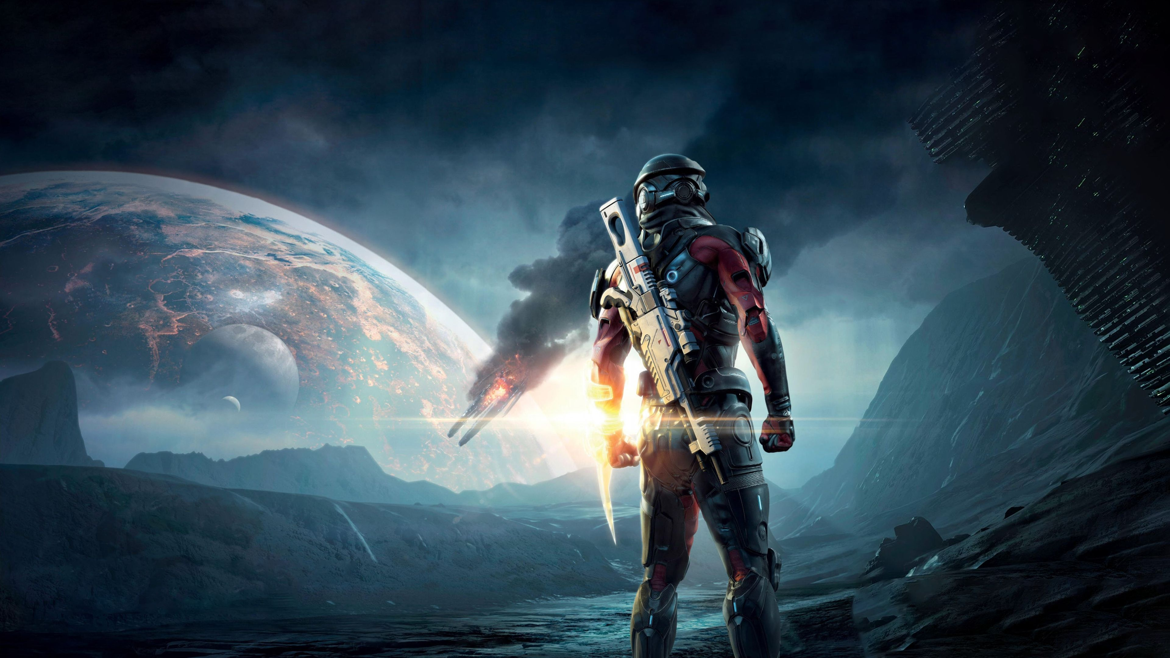 10 Best Mass Effect Wall Paper Full Hd 1080p For Pc Desktop With