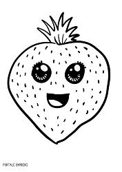 Disegni Di Frutta Da Stampare E Colorare Gratis Portale Bambini