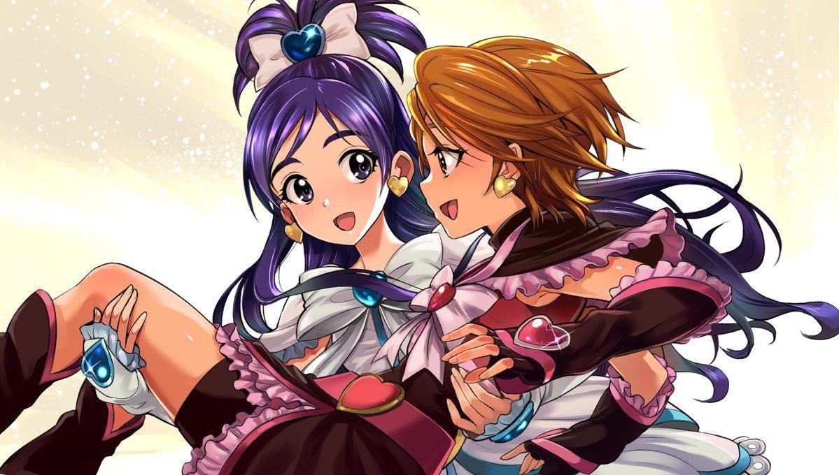 Futari Wa Precure Max Heart Precure Anime