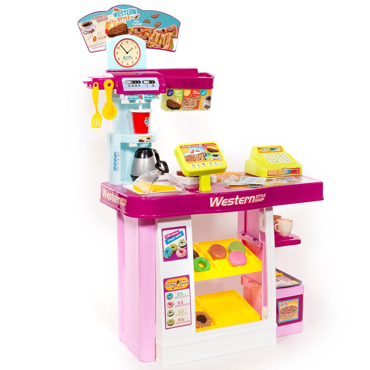 Toys Play kitchen sets, Play food, Kitchen tools
