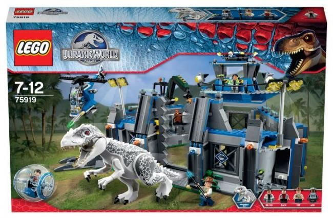 lego jurassic wrold sets - Google Search | dinosaurs | Pinterest ...