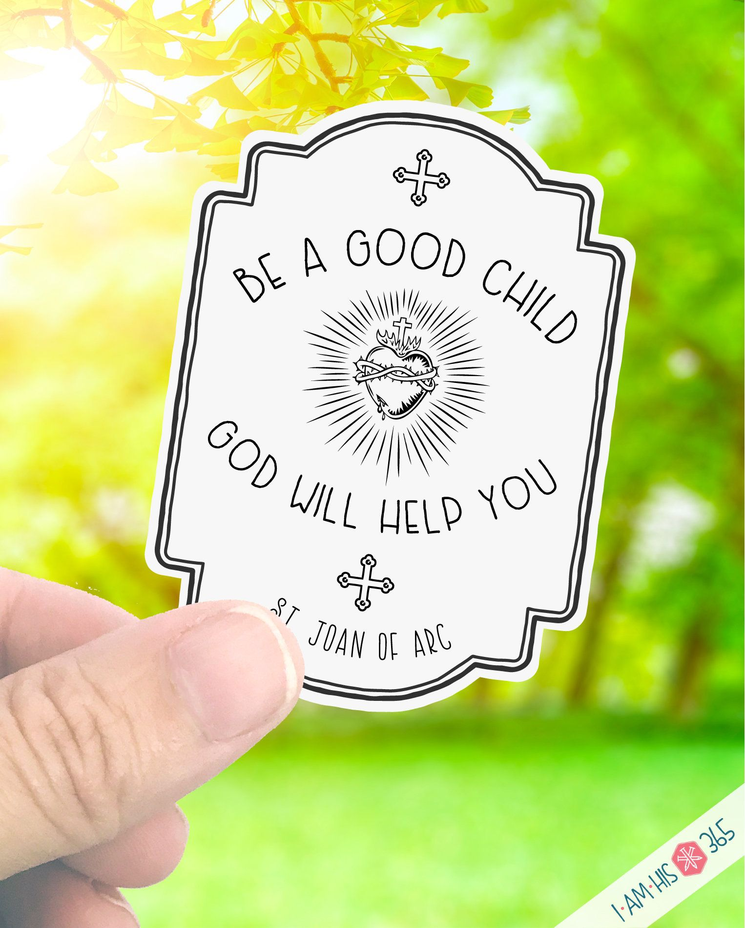 Catholic Saint Sticker Decal St Joan Of Arc Laptop Decal Sticker Water Bottle Sticker With Images Laptop Decal Stickers Bottle Stickers Laptop Decal [ 1900 x 1526 Pixel ]