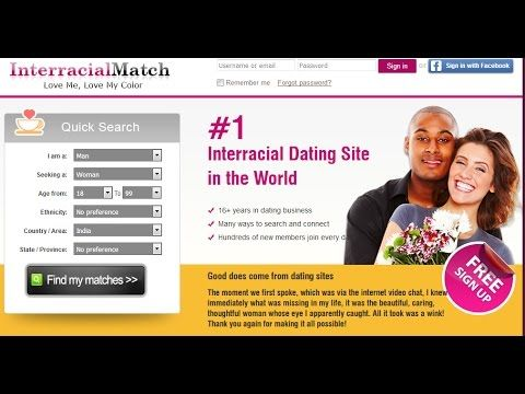 New dating site in the world