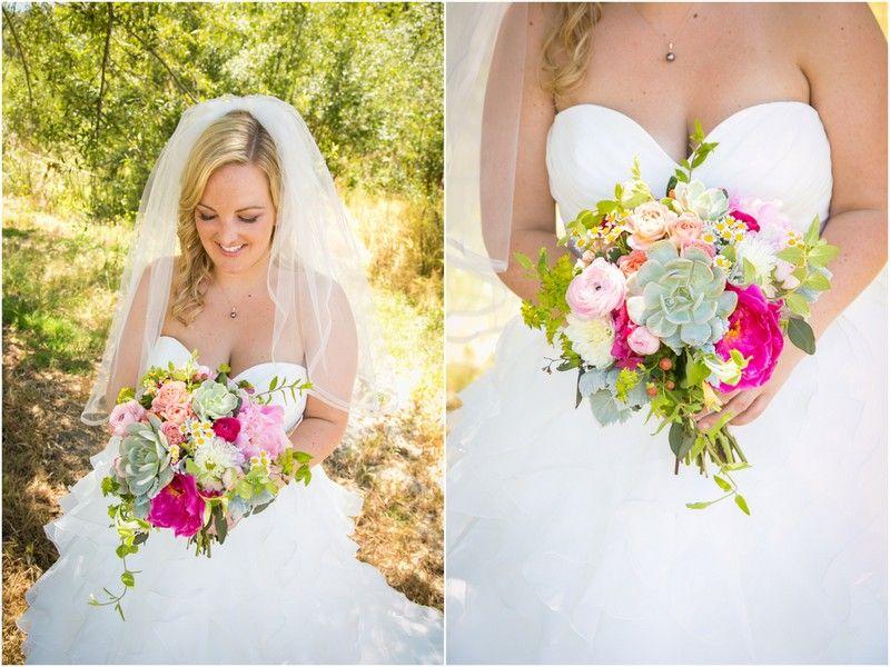 Rustic San Luis Obispo Wedding by A.Blake Photography - KnotsVilla