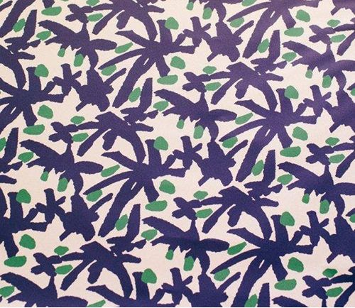 Juju Wallpaper by Graham & Brown (in Blue and Green) #wallpaper #spring #decorate