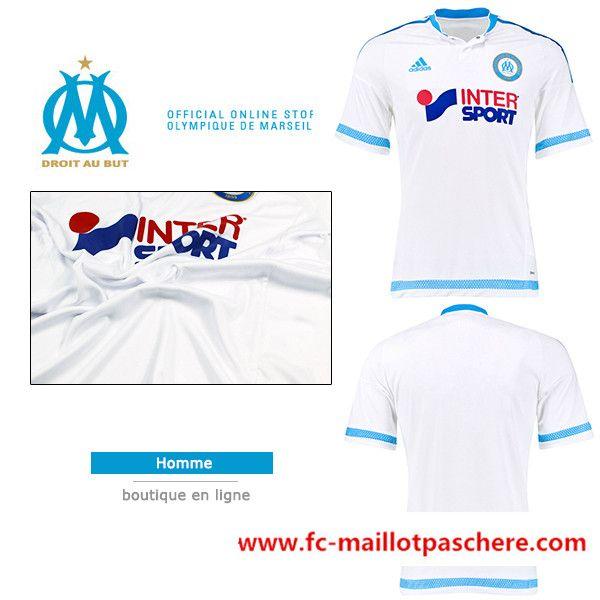 Maillot Extérieur Olympique de Marseille online