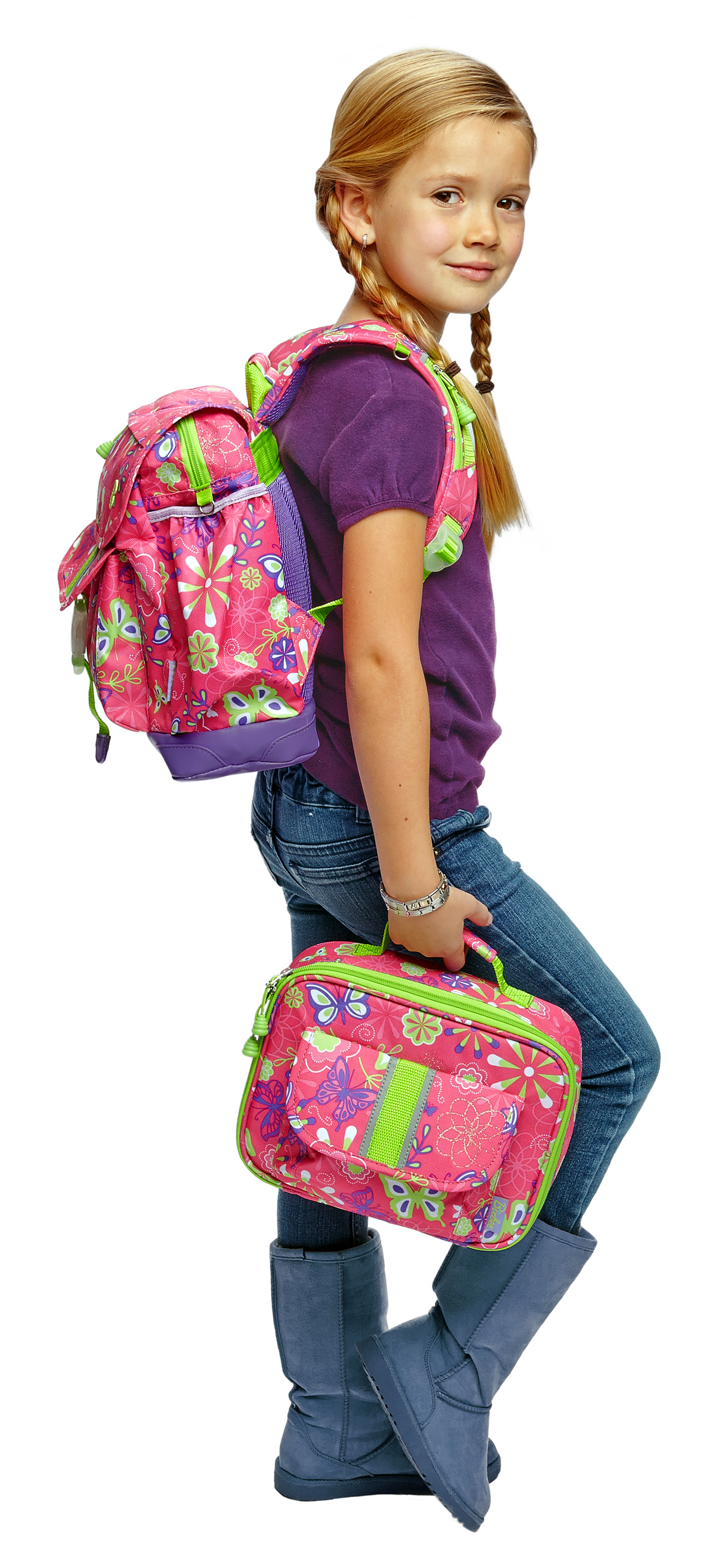 b9c7fb426291 Medium Size Backpack and Lunchbox