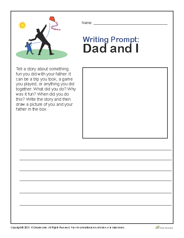 Father essay