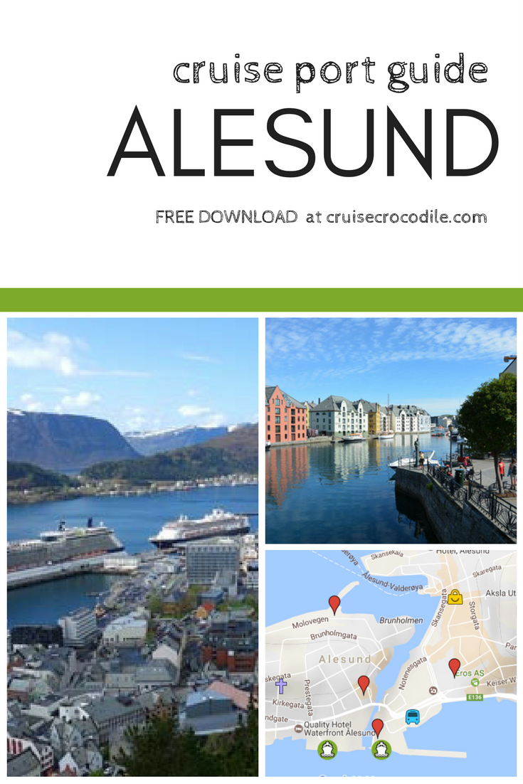 Alesund, norway   crew member's guide to ports & discounts.