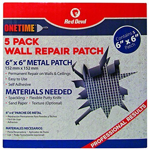 Dap 111 Phenopatch Wallboard Joint Compound Off White Patches Adhesive Mesh Wall Board