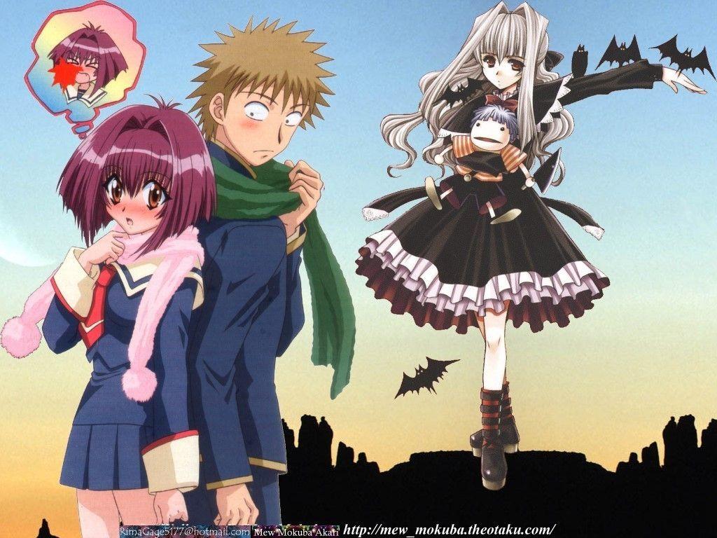Chibi Vampire <9 an old anime favorite. :)  Anime shows, Japanese