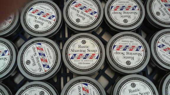Barber Shop full and sample sizes... Should be shipping to Amazon by weeks end!