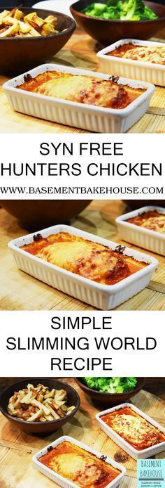 Syn Free Slimming World Hunters Chicken images
