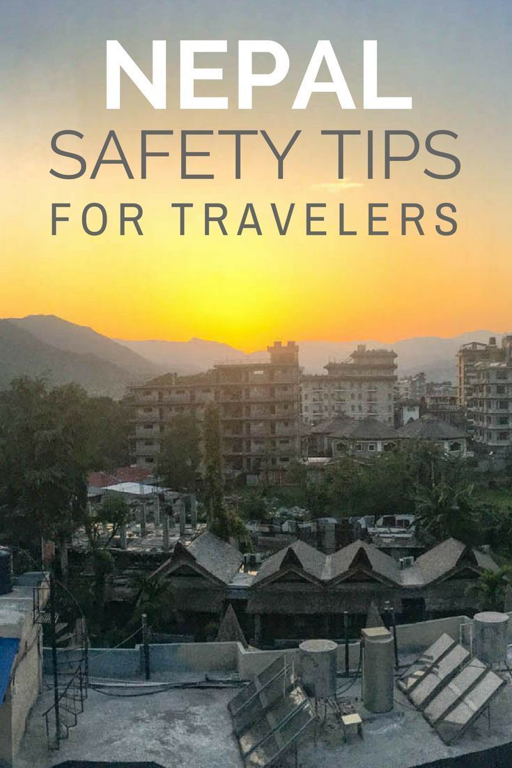 Nepal Safety Tips for Travelers is part of Nepal Safety Tips For Travelers Little Things Travel - In short, yes Nepal is safe for travelers! Of course, it's still important to be informed, so use these Nepal safety tips to be prepared for your trip