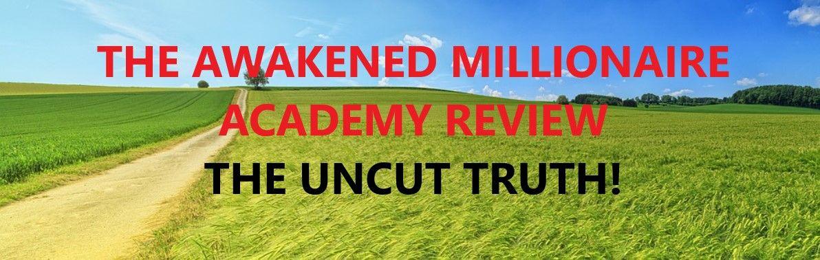 Awakened Millionaire Academy Review