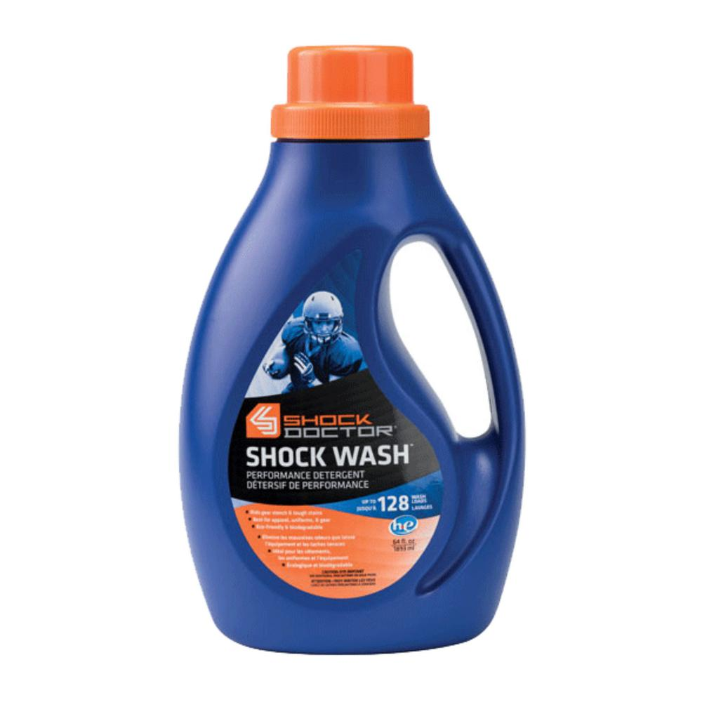 Shock Doctor 64 Oz Shock Wash Performance Liquid Laundry