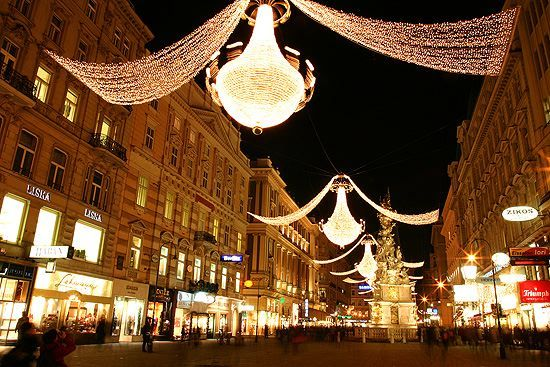 Image result for christmas in vienna