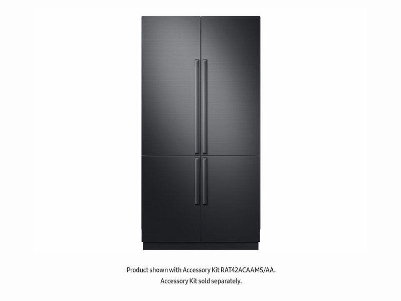 24 cu ft capacity 4door french door panel ready 42 inch