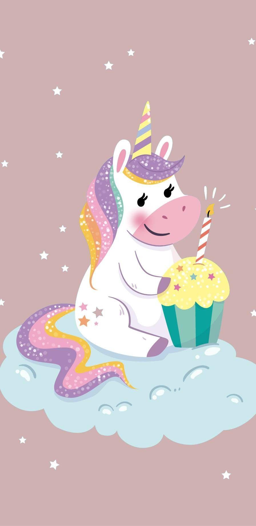 Unicorn Pink Unicorn Wallpaper Unicorn Wallpaper Birthday Wallpaper