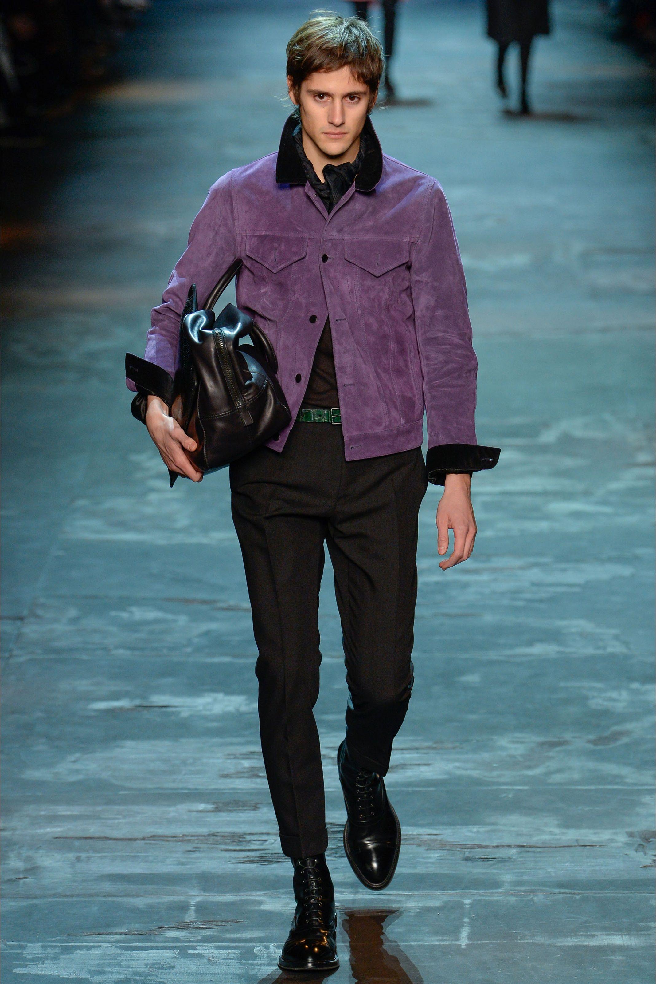 Sfilata Moda Uomo Berluti Parigi - Autunno Inverno 2017-18 - Vogue ... 64281256e37