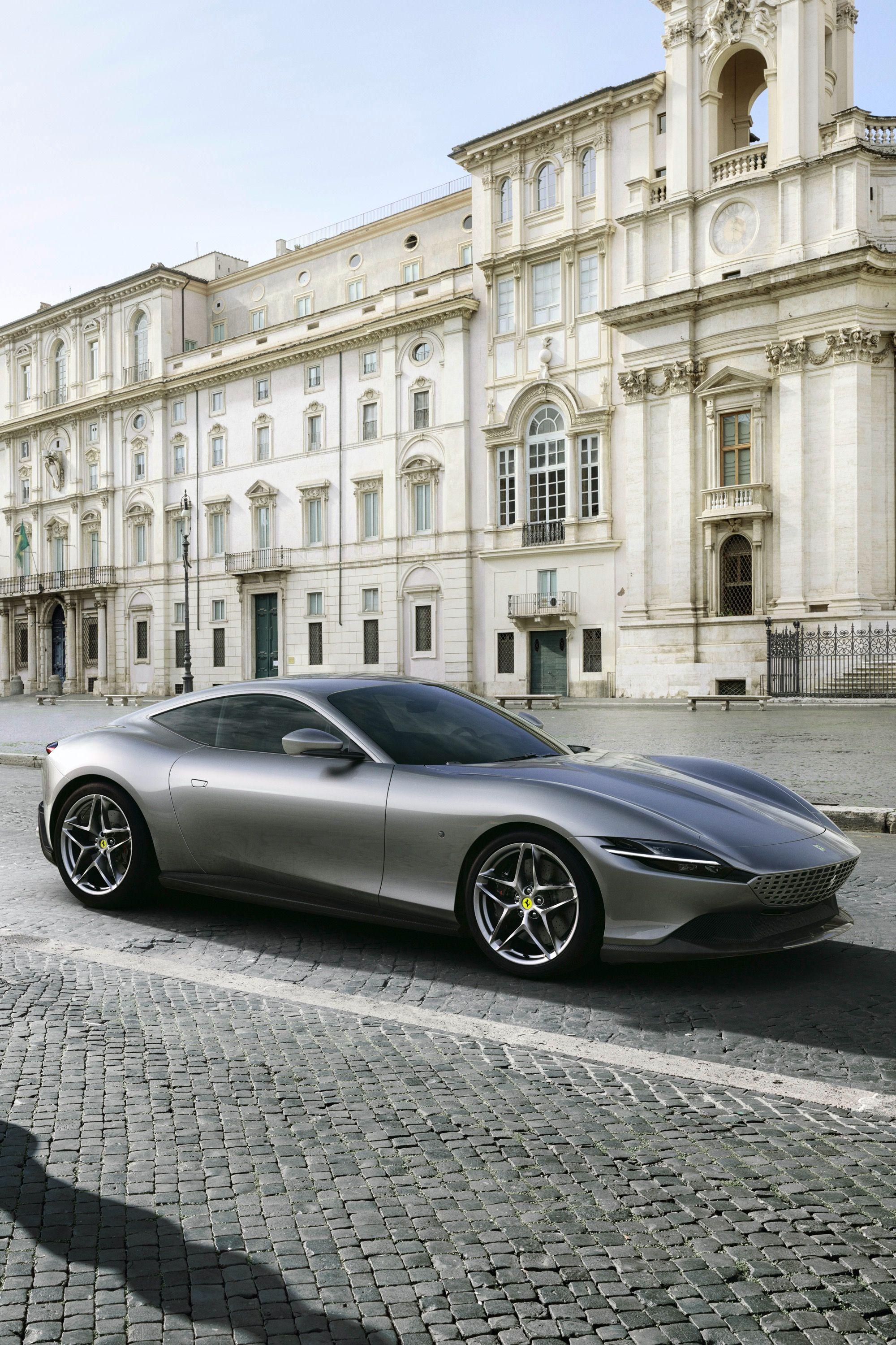 2020 Ferrari Roma Supercar In 2020 Super Cars Ferrari Luxury Cars
