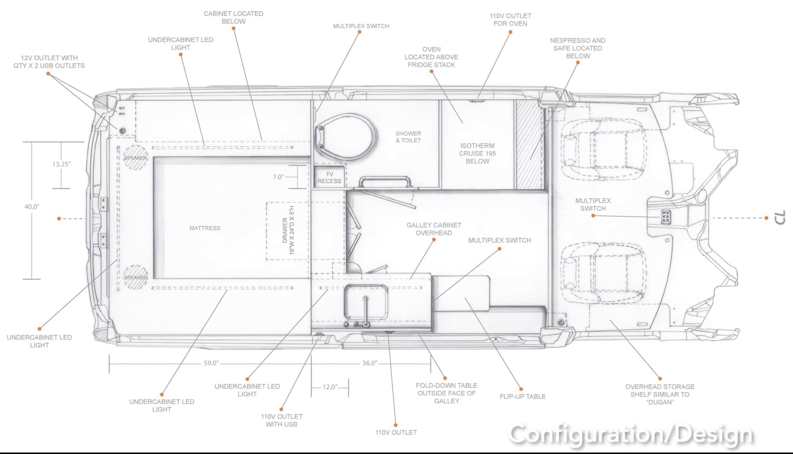 The Last Resort Arv Builds A Custom 144 Sprinter For Full Time Off Grid Living Off Grid Living Sprinter Mercedes Sprinter Camper Van