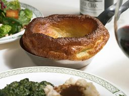 Yorkshire Pudding For 2 >> Yorkshire Pudding 2 Cups Flour 1 Cup Milk 4 Eggs 1 2