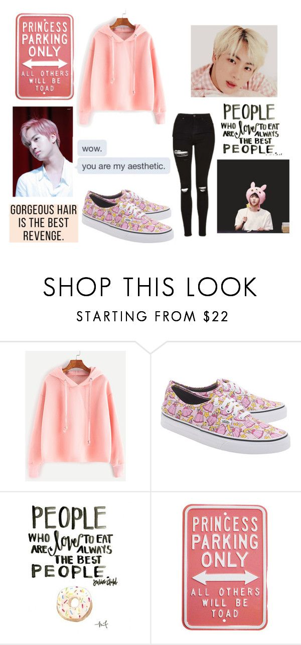 """""""princess Jin"""" by kim-taehyung-laughed ❤ liked on Polyvore featuring WithChic"""