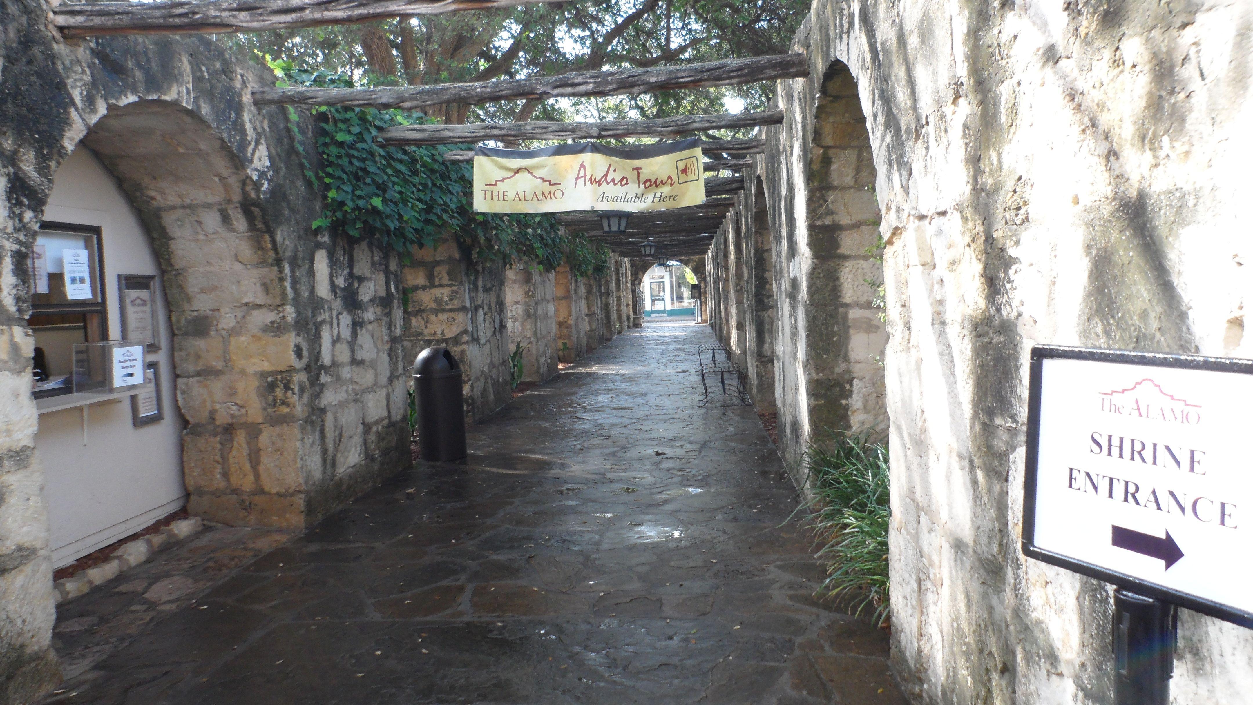 A part of the Alamo garrison