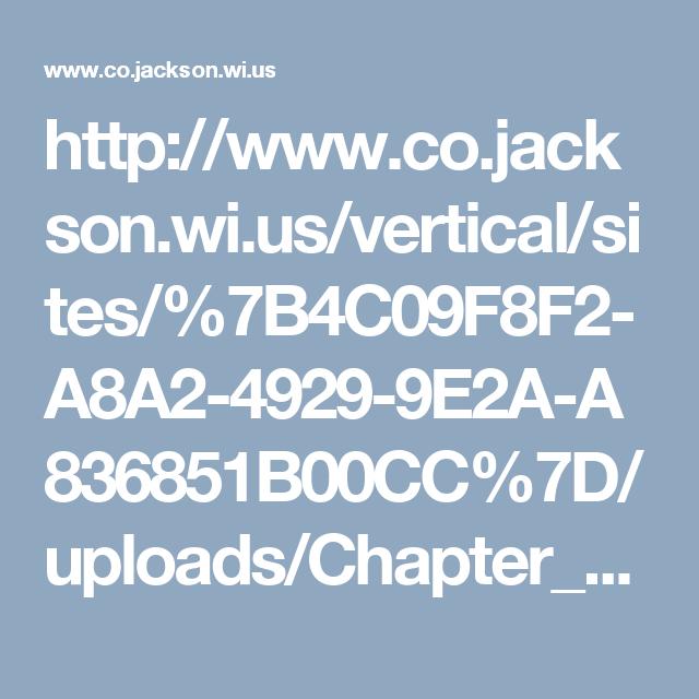 http://www.co.jackson.wi.us/vertical/sites/%7B4C09F8F2-A8A2-4929-9E2A-A836851B00CC%7D/uploads/Chapter_17_Zoning_Ordinance.pdf