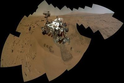 Curiosity vindt water op Mars | Eos Wetenschap