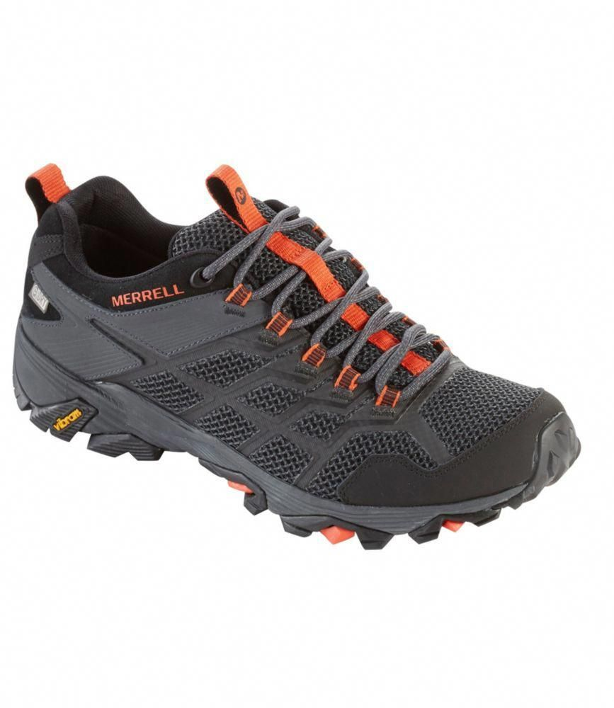 8bbf2410ebf Men's Merrell Moab FST 2 Waterproof Hiking Shoes #hikingshoesideas ...